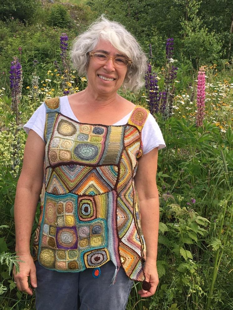 crochet-patchwork-lupines