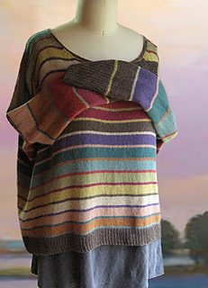 Carol Sunday's Milano sweater pattern